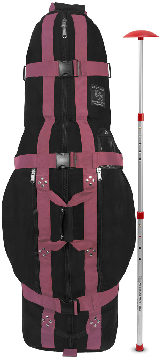Fits any stand or cart bag while allowing plenty of extra room for gear 51c36d099d
