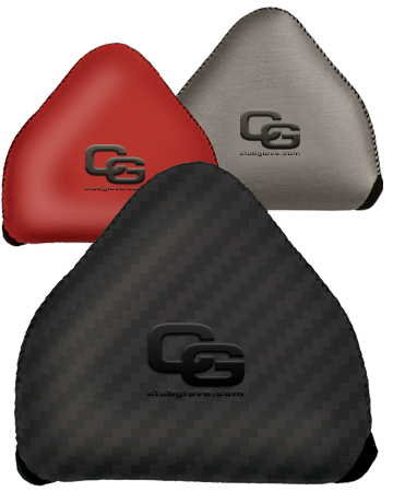 Gloveskin 2-Ball Putter Covers