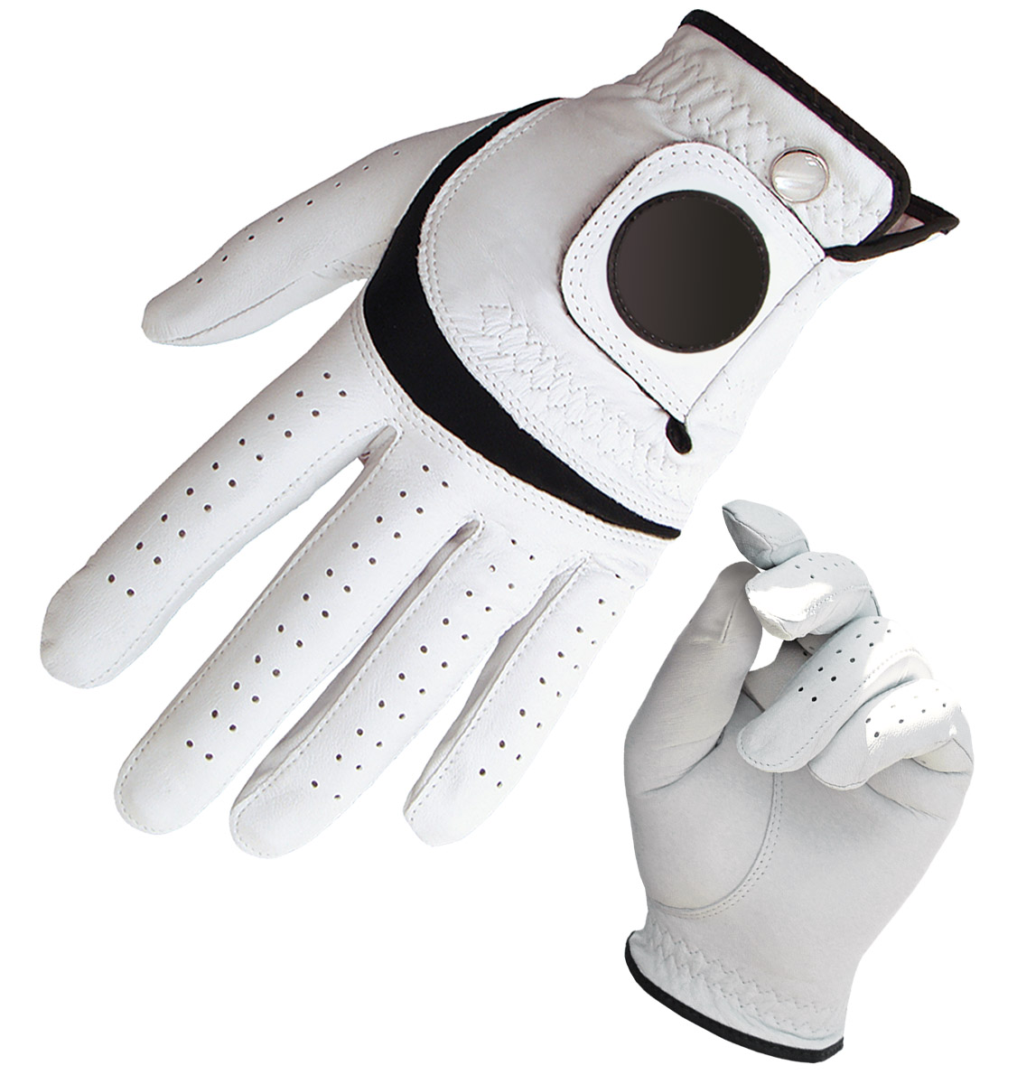 Cabretta Golf Gloves (2 Pack)