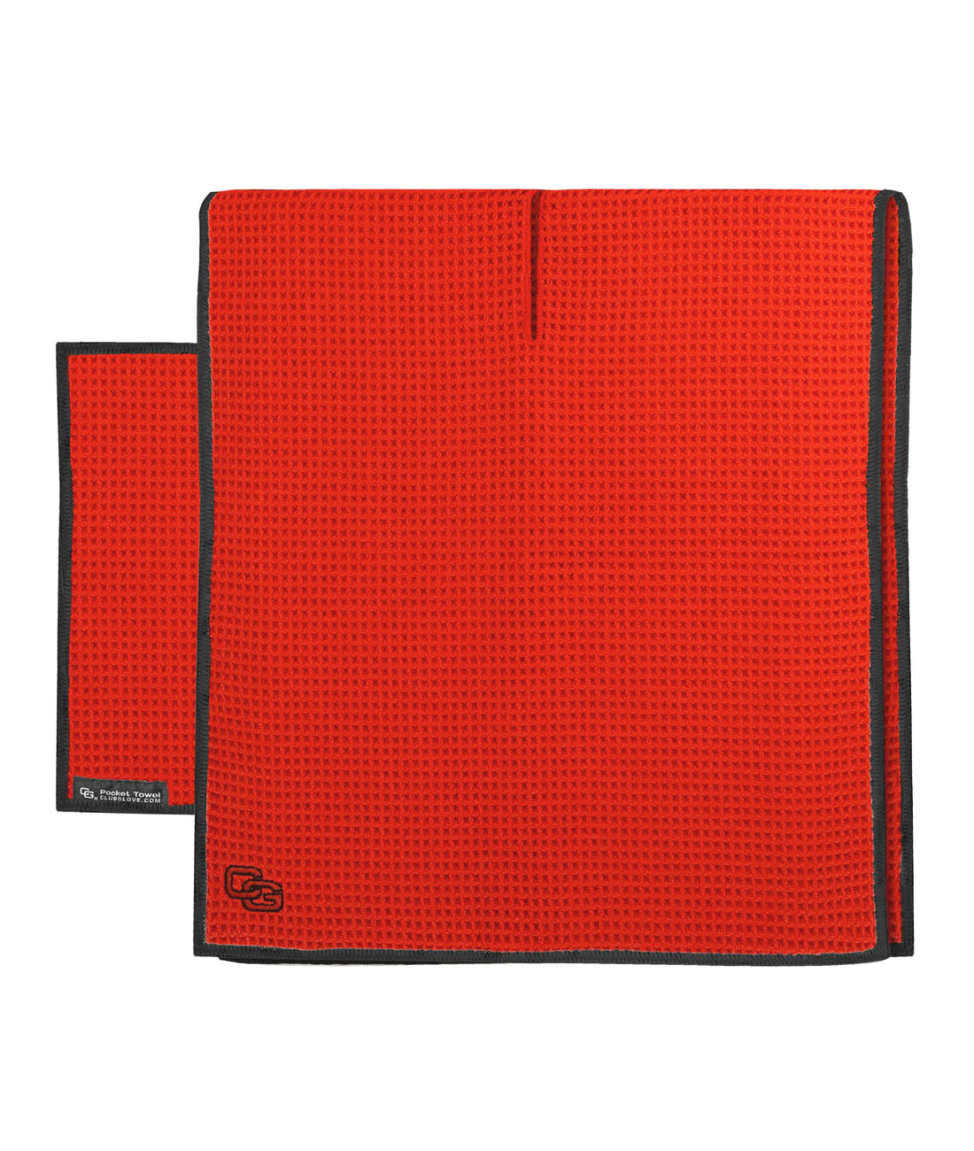 Golf's Best Microfiber Towel - Club Glove