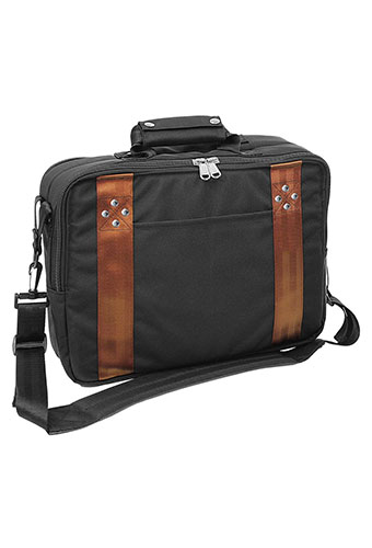 Dual Access Shoulder Bag