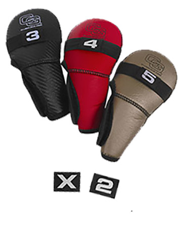 Gloveskin Multi-Tag Hybrid Covers