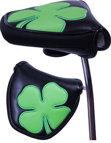 Irish Mallet Putter Cover