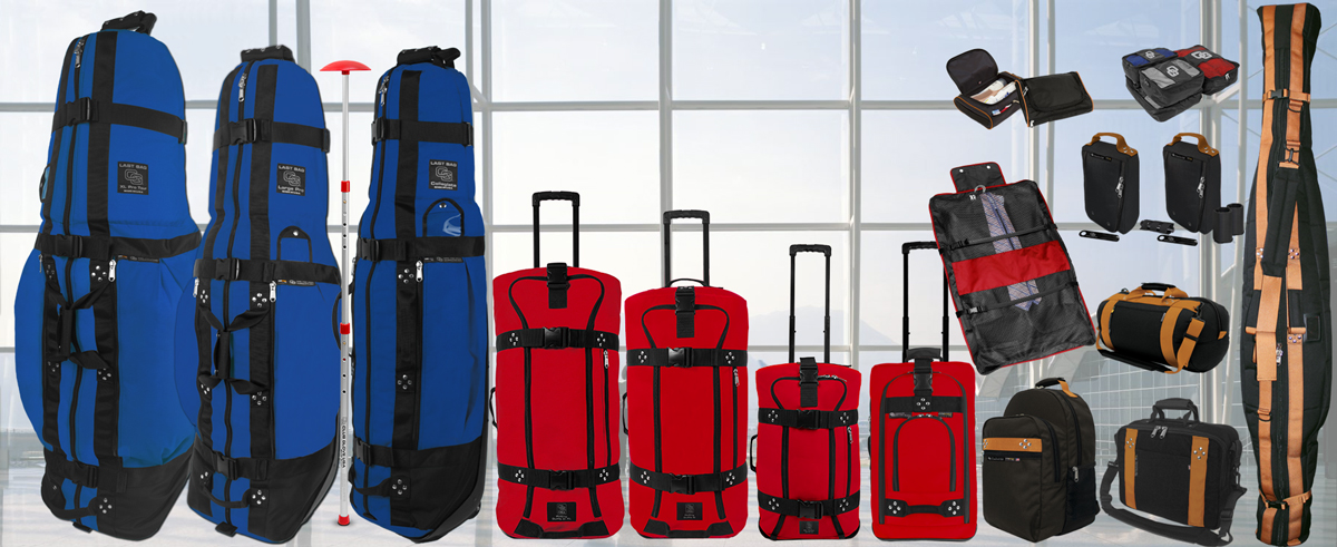 clubglove travel luggage the number one luggage on tour