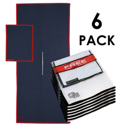 Personalized Pro Pack of Golf Towels