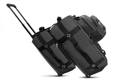 TRS Ballistic Luggage