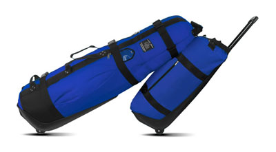 Train Reaction System Last Bag and Rolling Duffle