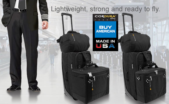 Flight Crew Luggage | Club Glove USA