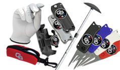 Golf Gloves and Accessories