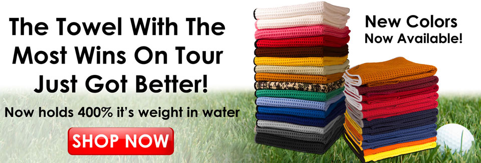 Golf's Finest Micro Fiber Towel